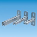 Cantlilever Bracket - Type C Channel- Eurofix - 253