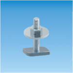 Slide T-Bolt Assembly - 524 - Eurofix